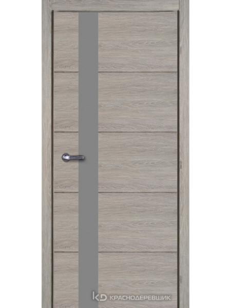 700 Пепельный Дверь 703 ДО 21- 9 (пр/л), мех.замок, МателакСильвер