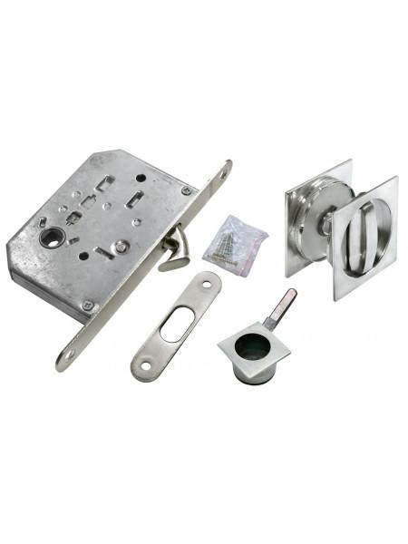 Комплект для раздвижных дверей Morelli MHS-2 WC SC