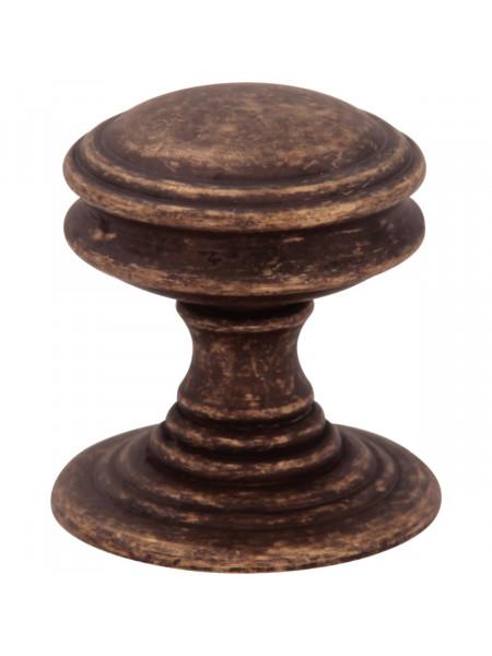 Мебельная ручка Melodia 801 Античная бронза DAB RANIA 38X42