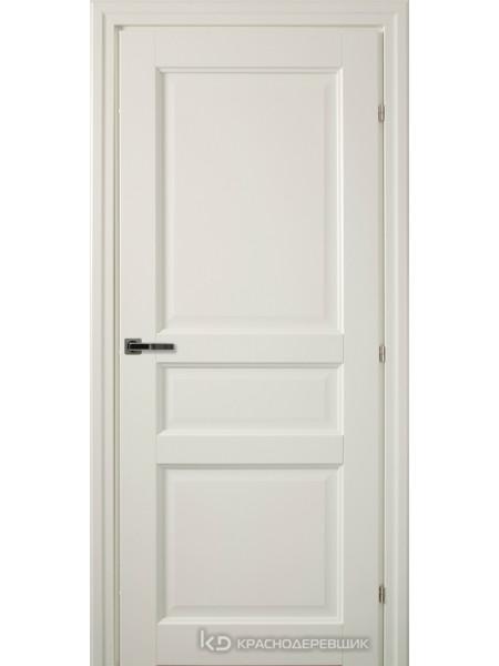 6000 Белый CPL Дверь 6333 ДГ 21- 7….9 (пр/л), с фурн.