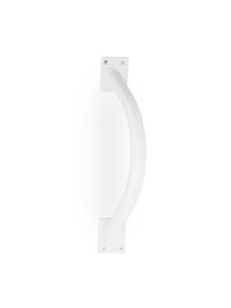 Ручка дверная Ригель-А-280-К (белый)