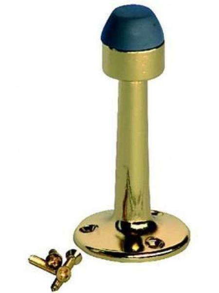 Дверной ограничитель настенный Archie 75 мм, G004 A, Латунь