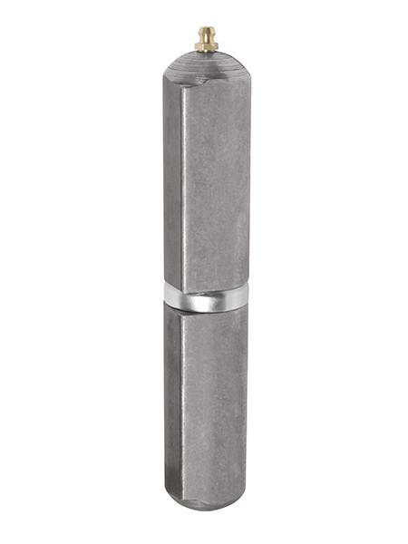 Петля приварная T1/180-32 (d32x180 мм)  с маслёнкой