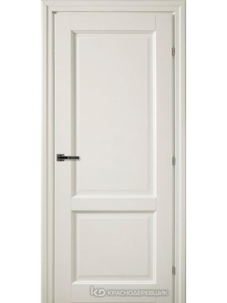 6000 Белый CPL Дверь 6323 ДГ 21- 7….9 (пр/л), с фурн.