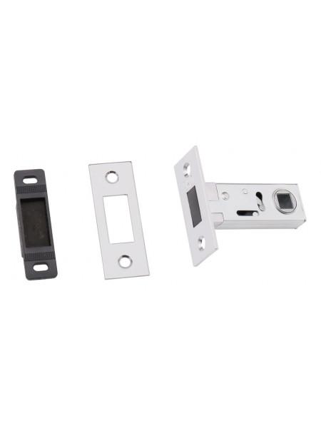 Дверная защелка Bussare магнитная 50 мм хром