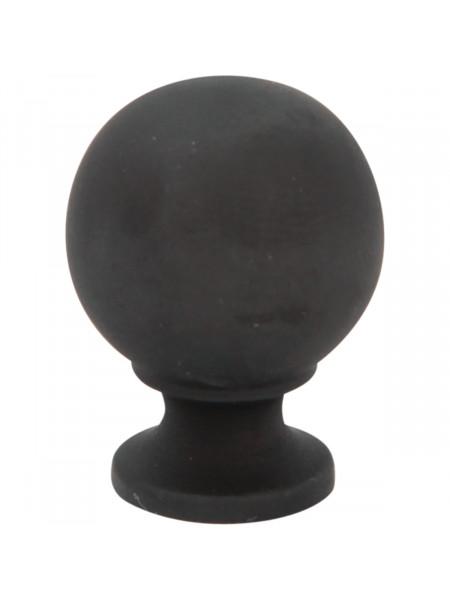Мебельная ручка Melodia 803 Графит Ball D30 mm