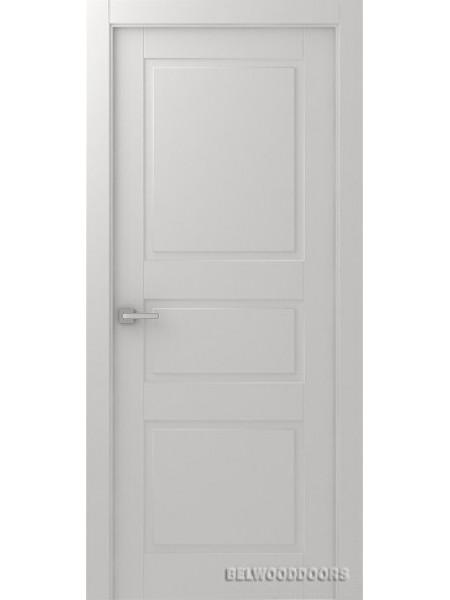 Межкомнатная дверь Belwooddoors ИНАРИ (ПОЛОТНО ГЛУХОЕ), Эмаль белый