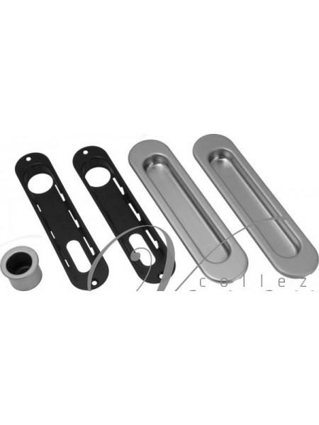 Ручка для раздвижной двери AGB KIT F B01927.00.30 (Хром)