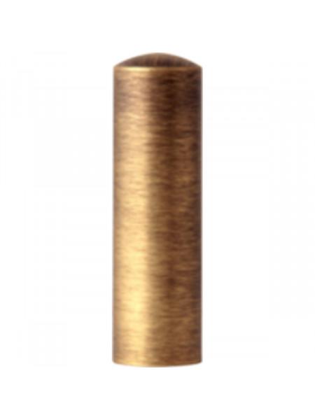 Дверной колпачок Melodia 820 Матовая бронза
