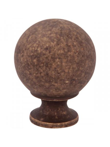 Мебельная ручка Melodia 803 Античная бронза DAB BALL D22 mm