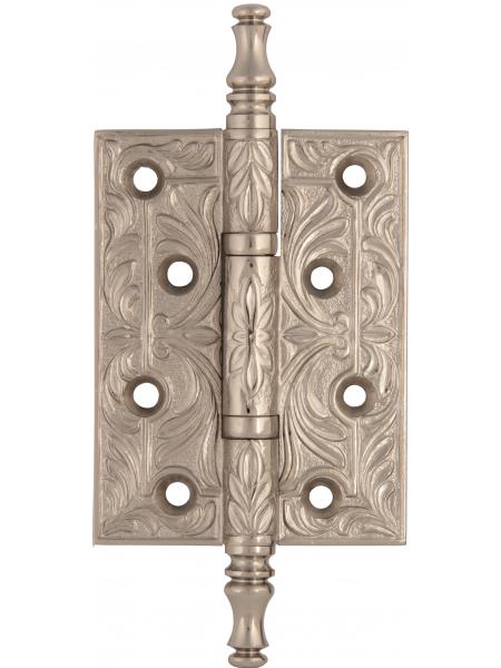 Дверная петля накладная Class В 5010 Блестящее серебро
