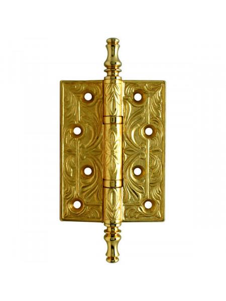 Дверная петля накладная Class В 5010 Золото 24К