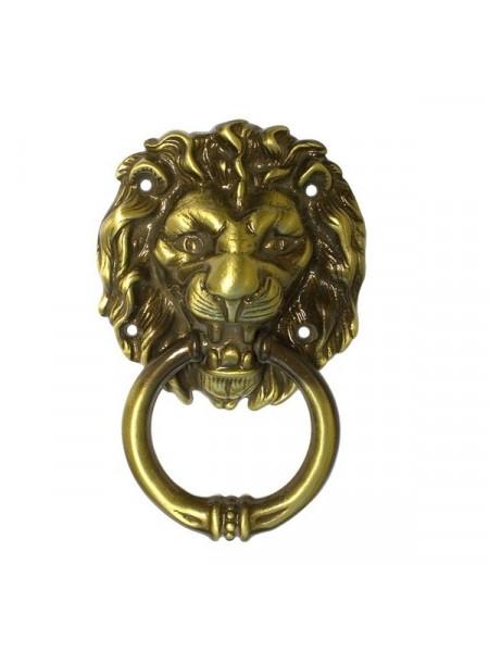 Дверное кольцо Pasini Lion Knocker Ogv Бронза