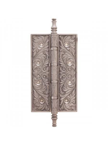 Дверная петля накладная Class В 5015 Античное серебро