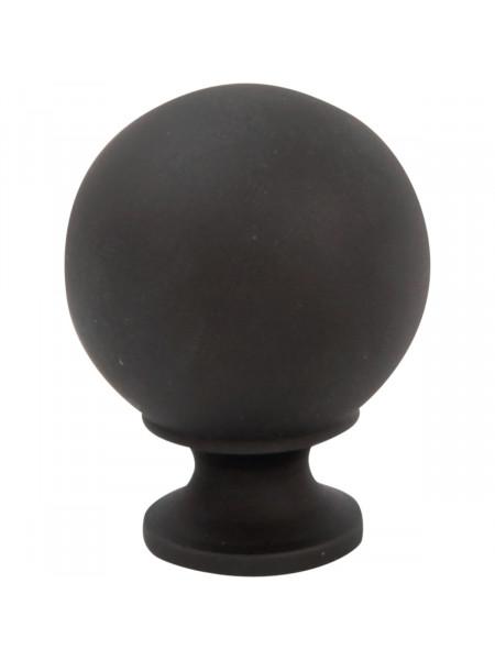 Мебельная ручка Melodia 803 Графит Ball D22 mm