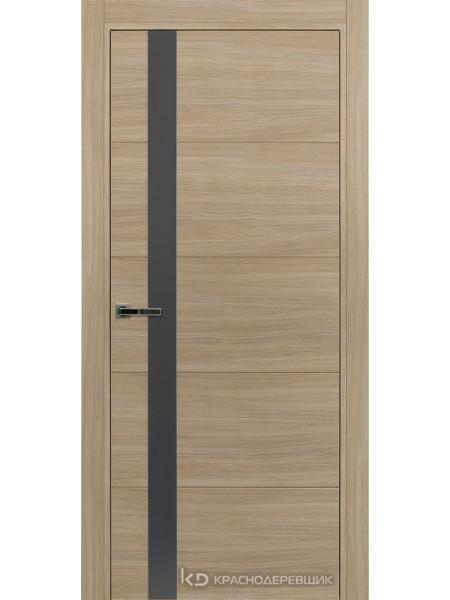 700 Серо-зеленый Дверь 701 ДО 21- 7…9 (пр/л), с фурн., СтеклоСильвер