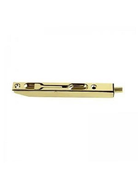 Ригель (торцевой ограничитель, шпингалет) Adden Bau 401-140 Gold, Золото