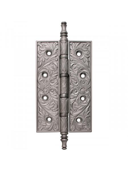 Дверная петля накладная Class В 5015 Старинное серебро матовое