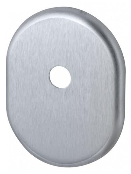 Декоративная накладка Armadillo со штоком Bk-Dec (Atc Protector 1) Sc-14 Матовый хром