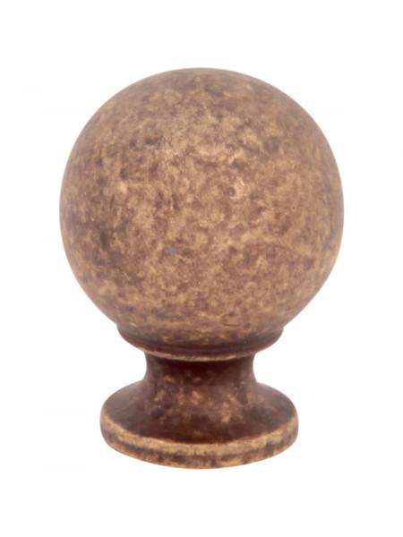Мебельная ручка Melodia 803 Античная бронза DAB BALL D30 mm