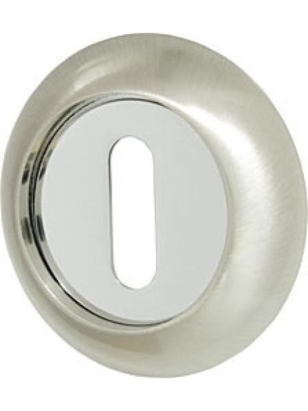 Накладка Armadillo NORMAL PS-1SN/CP-3 матовый никель/хром 2шт