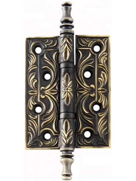 Дверная петля накладная Class В 5010 Затемненная бронза