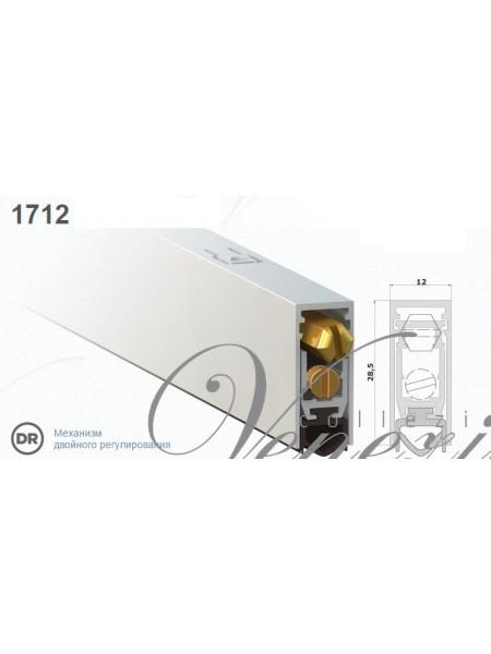 Автопорог- антипорог дверной Venezia 1712/700 мм регулировка 2-ух уровневая