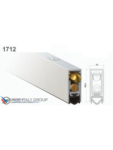 Автоматический порог врезной Venezia 1712/1000-900 мм/44 Дб, регулировка 2 уровня