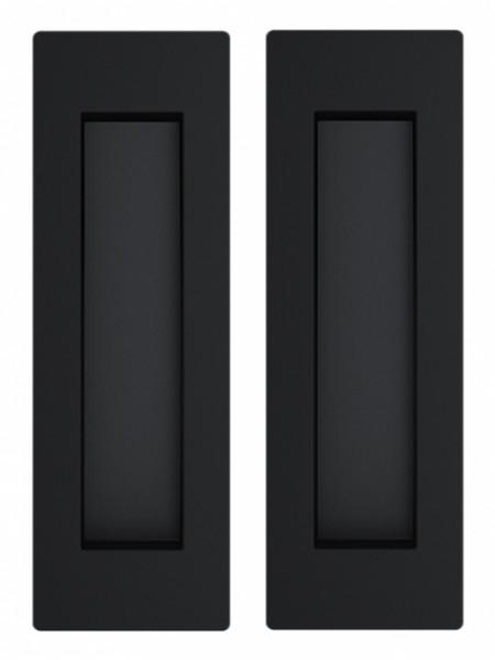 Ручка Armadillo (Армадилло) для раздвижных дверей SH010 URB BL-26 Черный