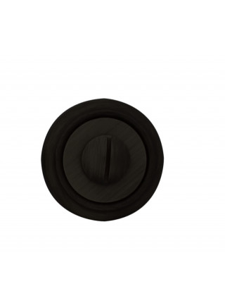 Ручка дверная на круглой розетке Archie Templar 173 ANT.BRONZE