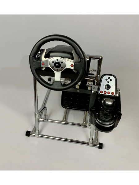 Стойка для руля DriveProPlus (с КПП)